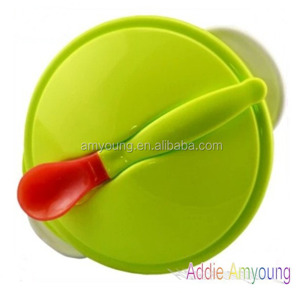 new baby product 2014 non spill baby cup suction bowl guangzhou cutlery infant silicone bowl fruit feeder bowl silicone baby bow