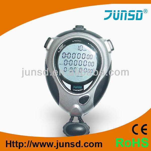Professional digital stopwatch countdown JS-7061