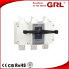 HGL 250A 4P 220v electric isolator switch