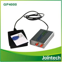 GPS GPRS car tracking device with RFID for driver identification solution