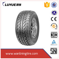 DOT ECE ISO CCC GCC SONCAP approved tire 235/60R16 245/70R16 255/70R16 265/70R16 275/70R16 car tire