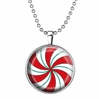 party flashing christmas light ribbon necklace
