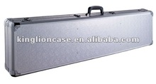 silver large shotgun case KL-GDR149