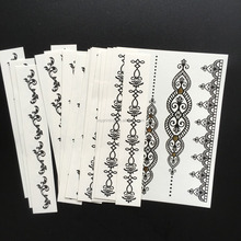 wholesale sexy body female intimate henna tattoo stickers