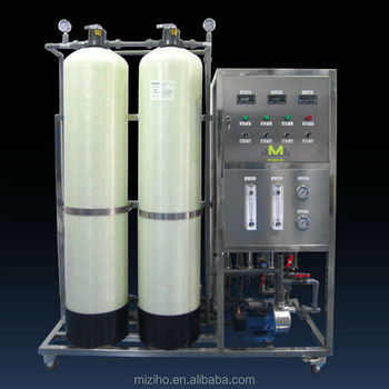 Guangzhou facory MZH-RO water treatment equipment water purifying equipment