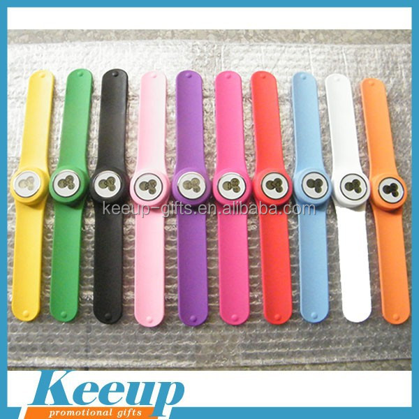 Personalized Silicone Slap Watch for Children