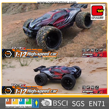 Full Scale 1/12 Big Foot RC Car Speed Traxxas RC Car