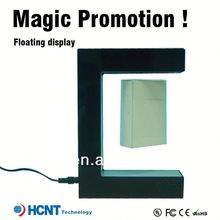 New invention 2013 !! Magnetic Floating pop display ,hair color display racks