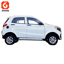 60V 2000W 4 seats 5 doors electric car for tour
