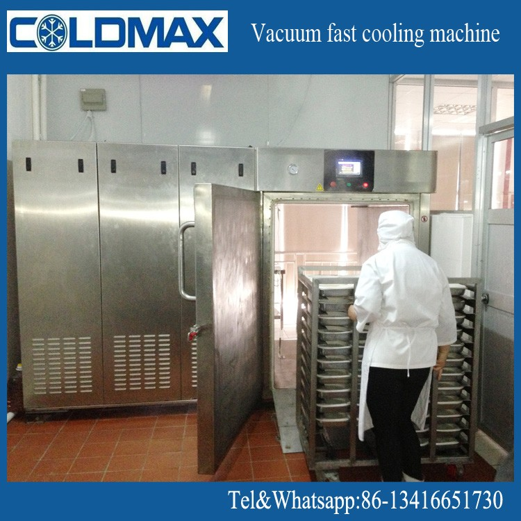 Ready Food/Fresh Product/Vegetables Vacuum Cooling machine