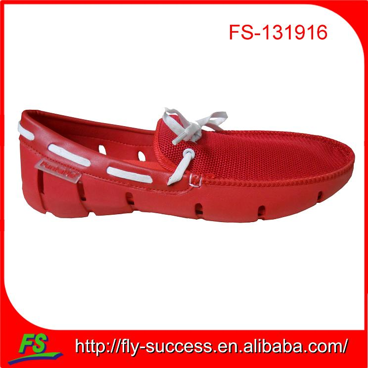 fashion design laced eva shoe men,garden shoe men