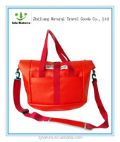popular waterproof single shoulder shopping ladies bag