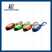 Brand new light weight small portable mini light bulb keychain for promotion