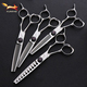 SH new arrival hair shear high quality material professional hairdressing tool barber scissors and thinning scissors