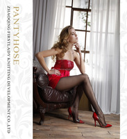 Best-selling Ultra-transparent Nylon/Spandex pantyhose