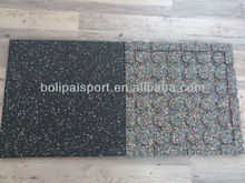 Bathroom tiles rubber