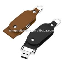 swivel usb & leather usb stick & different color usb stick 512 MB 1G 2G 4G 8G 16G