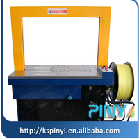 We specialized in producing Automatic portable pallet strapping machine