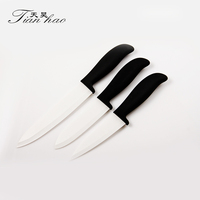 Soft Grip Handle Sharp White Blade New Design Ceramic Knife