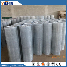 1x2 1/4 inch electro galvanized welded wire mesh