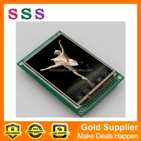 "240*320 2.8"" touch screen TFT LCD Diplay Module for TFT module interface development board and miniSTM32 board"