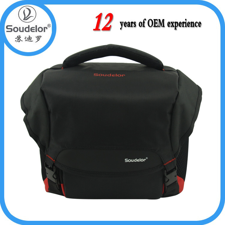 Wholesale camping equipment camera box case shockproof camera bag for ladies