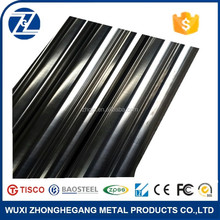 UNS S43000 310 carbon steel pipe price per meter name of pipe company Stainless Steel Pipe
