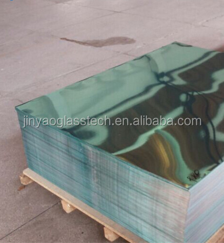 Beijing Factory 1mm,2mm,3mm mirror glass with color antique blue,golden,bronze