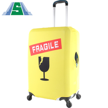 Custom durable spandex luggage cover protector