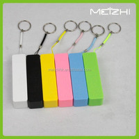 alibaba in russian slim keychain 2200mAh power bank cellular phone accessories