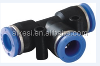 China Quick Connect Plastic Fitting,Push In Fittings