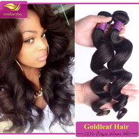 Import cheap goods from china Double drawn 7a grade brazillian virgin hair loose weaves