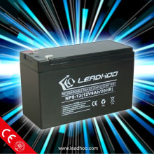 12V 9Ah lead acid battery for video recorders