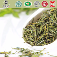 HSG02, pure China top 10 green tea, organic high mountain green tea leaves, huangshan maofeng green tea for export