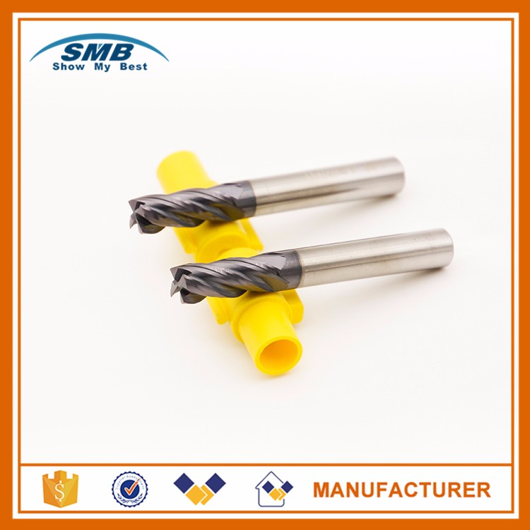 Professional solid carbide end mills milling cutters for wholesales