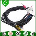 Custom long lvds cable assembly RE41 to DF13-40P wires and cables for lcd controller board