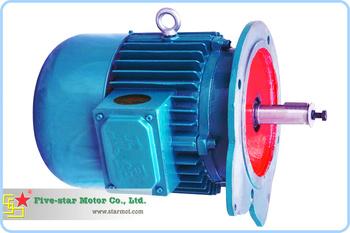 4.5kw YEZ Conical Motor