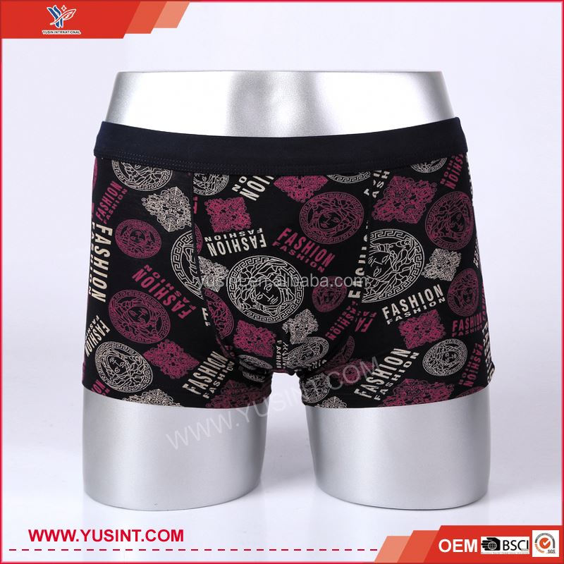 free sample custom OEM brand breathable mens briefs pictures