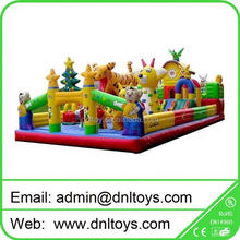 Paradise Inflatable Castle Bounce House