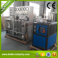 SUS304 5L Supercritical Co2 Fluid Extraction Plant With US Standard