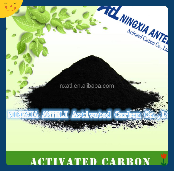 food grade powder activated charcoal for oil refining