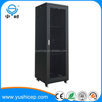 19 inch perforated door metal rack for networking 600x1000mm server cabinet
