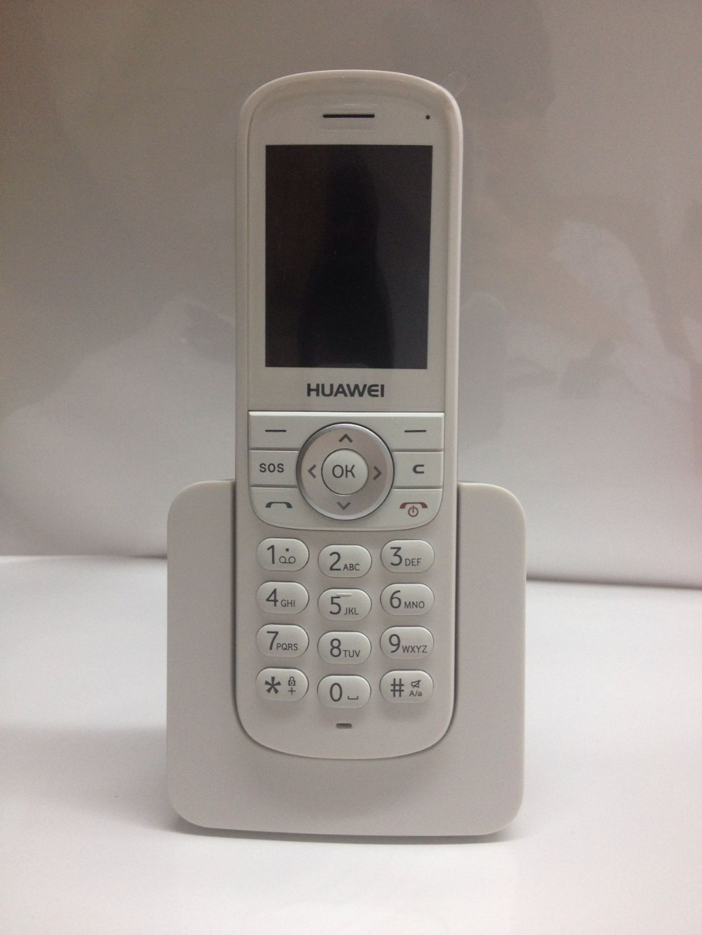 Unlocked 3G HUAWEI ETS 3 sim card gsm cordless phone