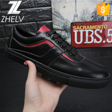 HOT SALE Best Prices OEM Quality Fashion Genuine Leather Men Casual Shoes plus size