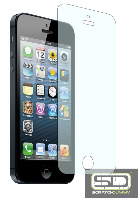 Scratch Dummy Screen Protector for Apple iPhone 5/ 5c/ 5s
