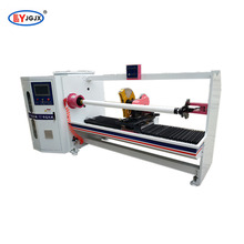 Model LY-703 Double Shaft Full Automatic Jumbo Roll Tape Cutting Machine