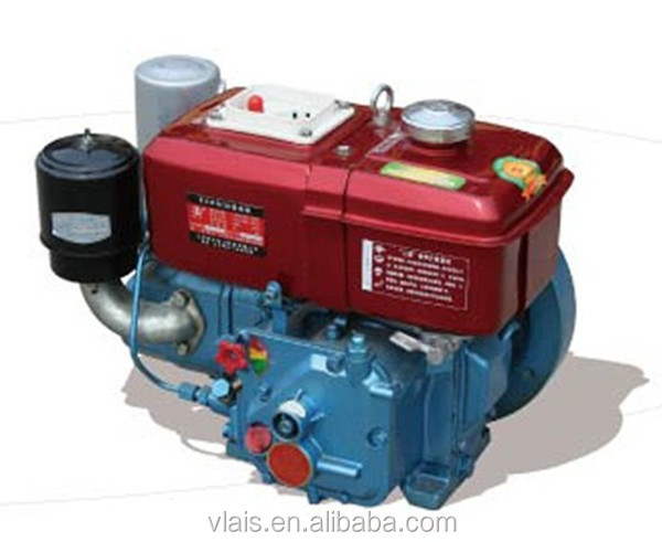 Single Cylinder Compact structure Water-cooled diesel engines 176