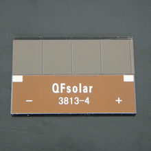Indoor amorphous silicon solar cell