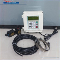 wall-mount ultrasonic hvac flow meter china supplier