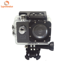 A8 HD 720P 30M Waterproof Helmet Bike Sports DV Wireless Action Camera Pro Camcorder Mini Helmet Recorder Cam Mount